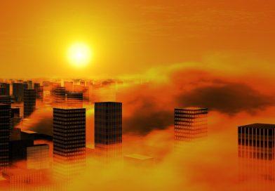 Pollution dans les villes